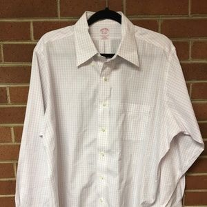 Brooks Brothers non iron button front